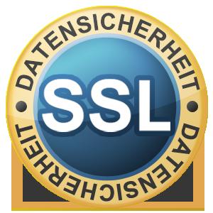 Verschlüsselte Datenverbindung durch SSL
